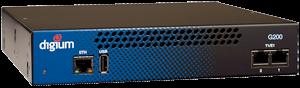 Digium VoIP Gateway G400 4x T1/E1/PRI Europe