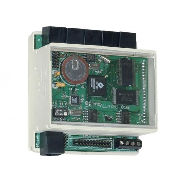ALLNET MSR ALL4001 HUT / Ethernet Sensormeter für Hutschiene