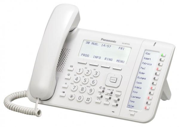 Panasonic KX-NT556NE weiss