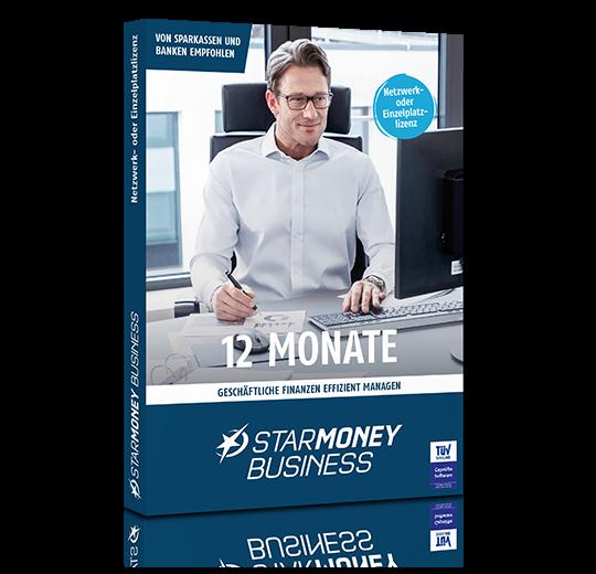 StarMoney Business Jahreslizenz