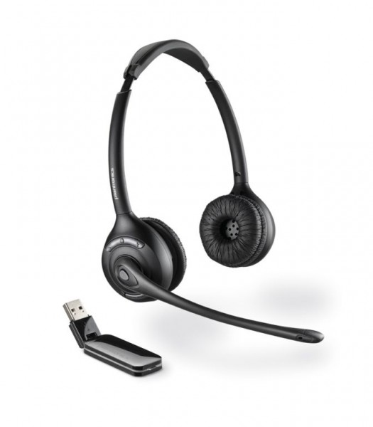 Plantronics DECT Savi W420 DECT Binaural USB Headset