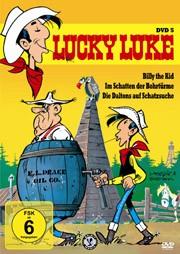 BW - Film DVD - Lucky Luke 5