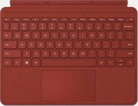 MS Surface Zubehör Go Type Cover N *PoppyRed* (DE/AT)