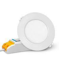 Synergy 21 LED Panel Rund 6W RGB-WW mit Funk und WLAN *Milight/Miboxer*