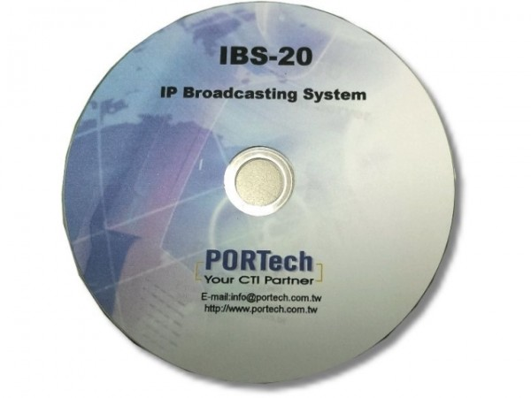 Portech VoIP SIP IP Broadcasting System für IS-Serie IBS-10 / 10 Devices