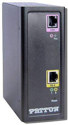 Patton CopperLink 1311, 5, 7Mbit Ethernet Extender Remote, 10