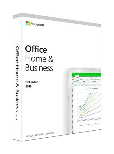 MS-SW Office 2019 Home and Business *deutsch* Win/Mac