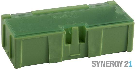Synergy 21 Kleinteilemagazin 74/32/21,5mm *grün* 70 Stück