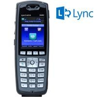 Spectralink WiFi Handset 8440 Black with Lync Support