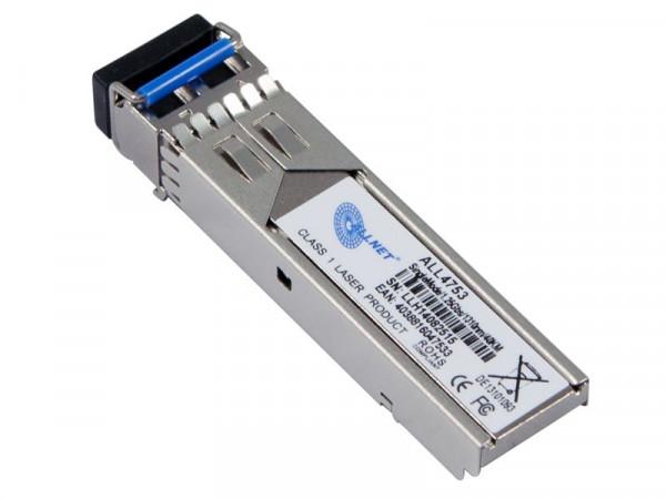 ALLNET Switch Modul ALL4753 Mini-GBIC Modul,1000Mbit, EX/LC, 40KM