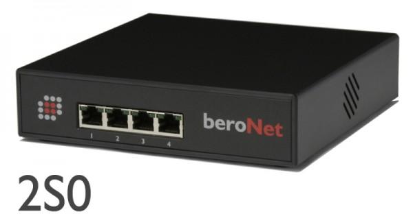 beroNet SB Gateway 2x S0