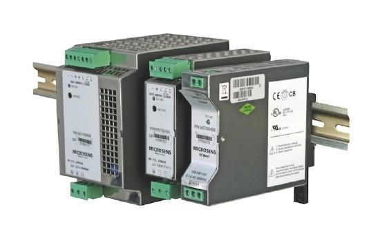 Microsens MS700466 DIN-Schienen Netzteil 96W 48 VDC/2A