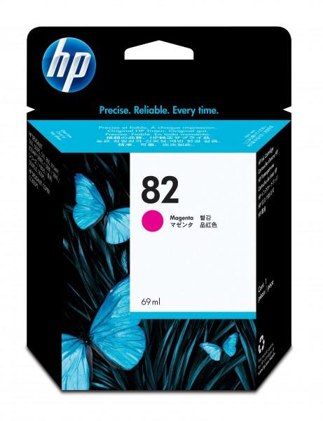 HP Tinte 82 *magenta*